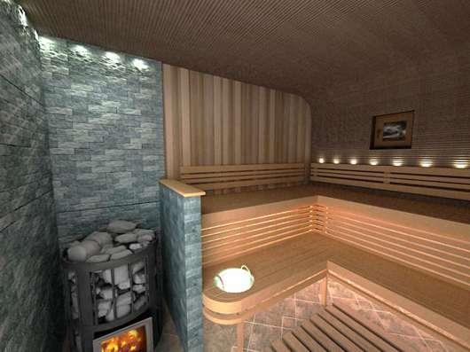 Строительство бань, саун, хамамов