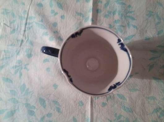 Чашка гжель авторская