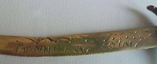 Нож коллекционный для писем, канцелярский в г. Франкфурт-на-Майне Фото 6