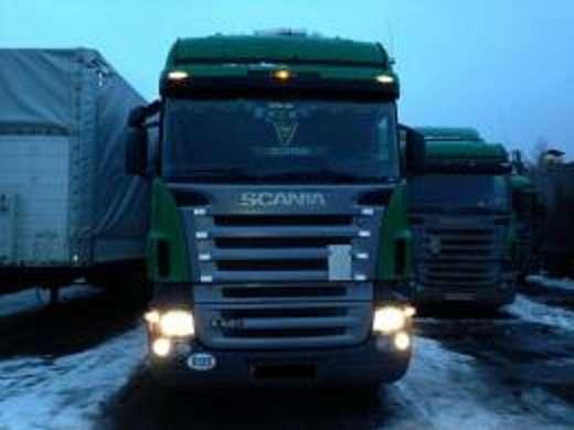 Седельный тягач Scania R 420, 2006 г.в. Кредит, лизинг в Краснодаре Фото 4