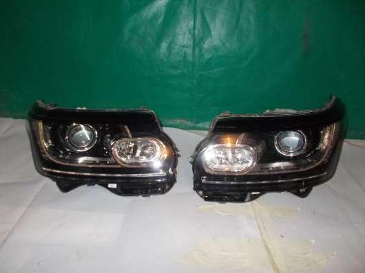 Land Rover Voque Комплект фар Оригинальный. Б/У