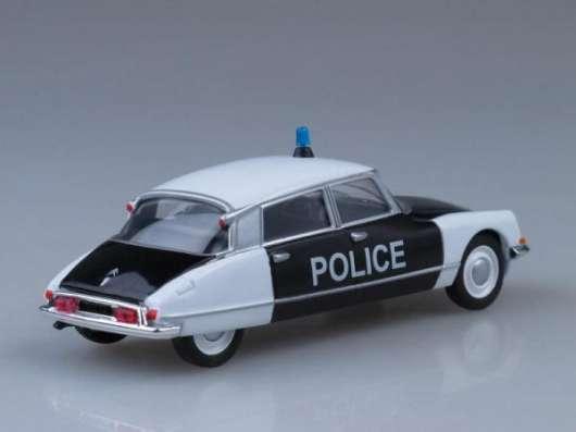 Полицейские машины мира №27 CITROEN ID полиция франции в Липецке Фото 4