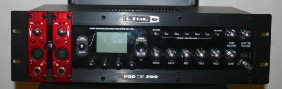 Line6 pod x3 pro
