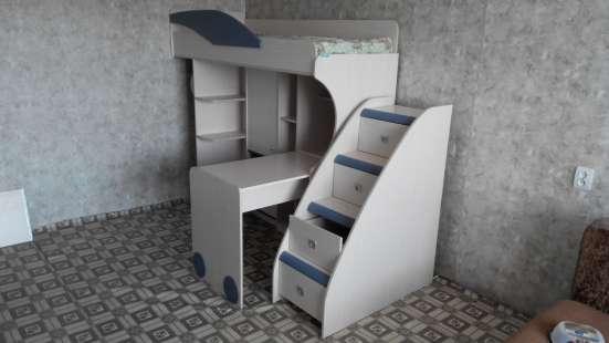 Детский комплекс, уголок, кровать, стол в Орехово-Зуево Фото 1