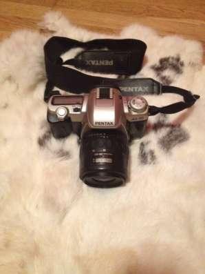 Продам фотоаппарат Pentax MZ-50