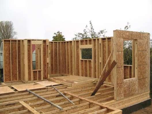 Каркасные домокомплекты домов