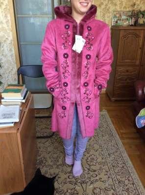 Розовая дубленка в г. Минск Фото 1