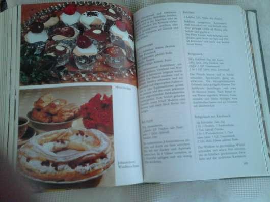 Кулинарная книга на немецком языке в Кемерове Фото 3