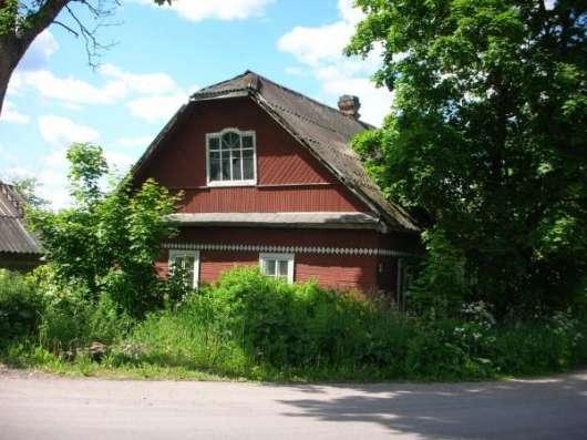 Дом старый в Гатчина+18км
