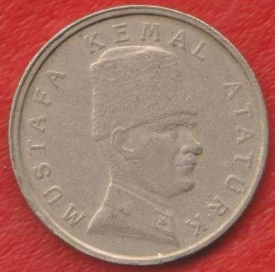 Турция 100000 лир 1999 г. 75 лет Республике