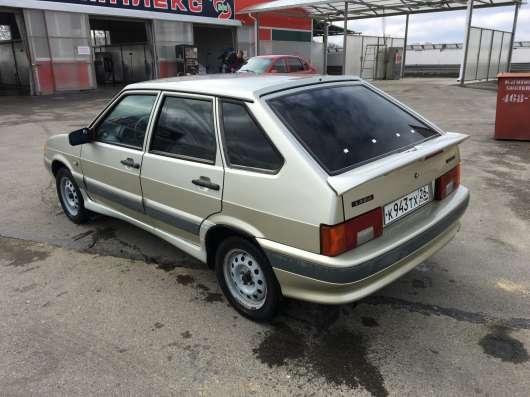 Продажа авто, ВАЗ (Lada), 2114, Механика с пробегом 130 км, в Ставрополе Фото 2