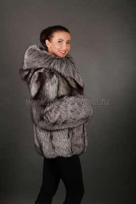 Шуба из чернобурки арт.: 5509 – лучшая цена! в Москве Фото 1