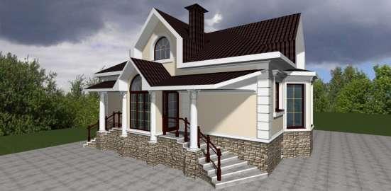 Проекты домов, коттеджей готовые и под заказ в г. Кумертау Фото 5