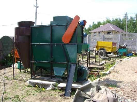 Зерноочистительная машина зм от 5до 100 т/ч в Казани Фото 2