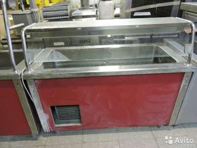 торговое оборудование Охлаждающая витрина с лин