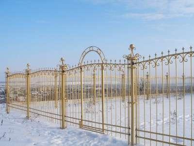 Ворота, заборы, оконные решетки козырьки в г. Самара Фото 4