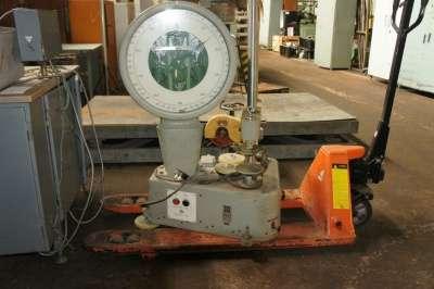 Машина для испытания пружин МИП-100 МИП-100 МИП-100-2