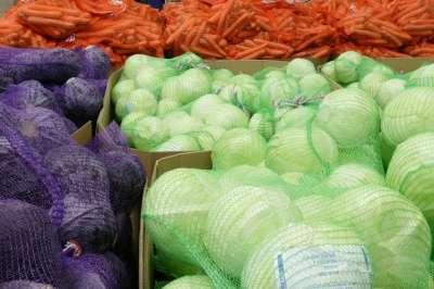 сетка овощная для фасовки овощей