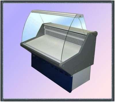 торговое оборудование  Холодильная витрина