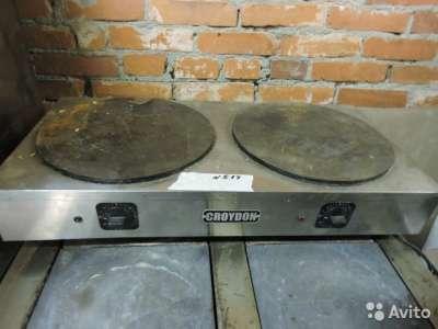 торговое оборудование Электрическая плитка Croy
