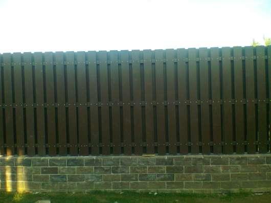 Строительство домов, беседок, заборов, крыш, терас в Воскресенске Фото 2