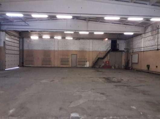 Сдам производство, склад, 530 кв. м, м. Ломоносовская в Санкт-Петербурге Фото 3