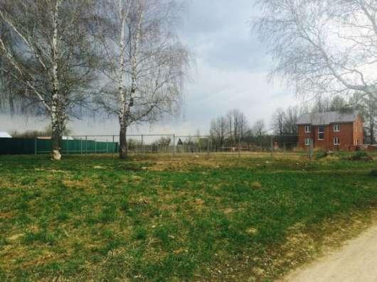 Продается участок 6.7 сотки в пос. Красный балтиец,Можайский район, 109 км от МКАД по Минскому шоссе.
