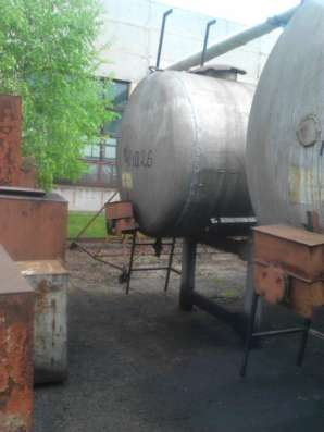 Продам емкости 10 м3 б/у из под ГСМ, стоимость 900 руб РБ