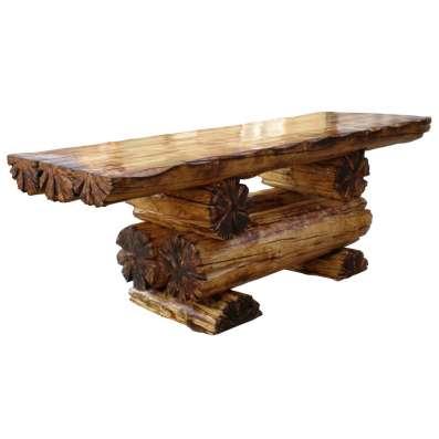 Лавочки, скамейки, столы, цветочники, изделия из дерева в Ростове-на-Дону Фото 4