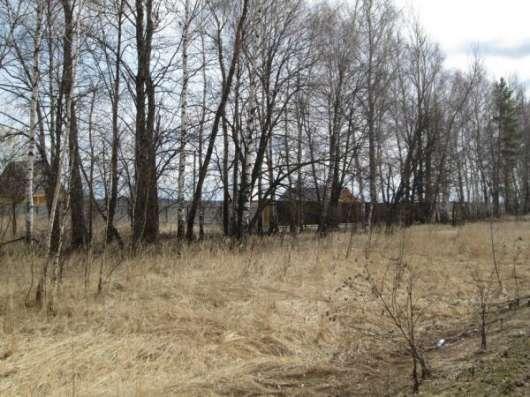 Продается земельный участок 30 соток под ЛПХ в д.Клементьево, Можайский р-он, 110 км от МКАД по Минскому шоссе.