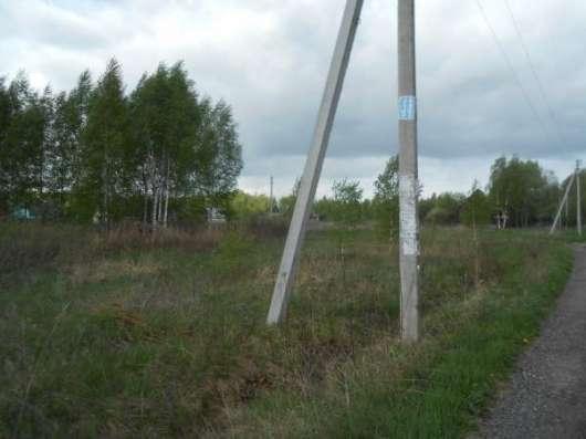 Участок 12 соток в дер. сюково, Можайский р-он 117 км от МКАД по Минскому или Новорижскому шоссе.