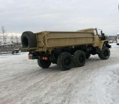 грузовой автомобиль УРАЛ 5557 сельхозник в Северске Фото 3