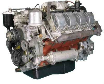 двигатель ТМЗ 8424. 10-07