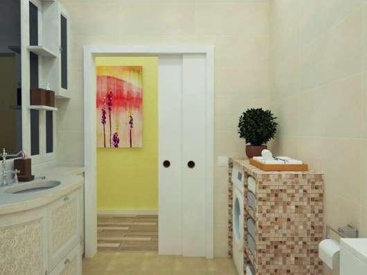 Раздвижные двери-идеальное решение для малогабаритных кварти