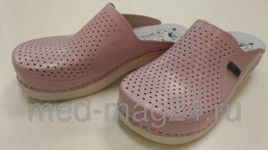 Обувь женская, ортопедическая, медицинская, сабо LEON PU 115