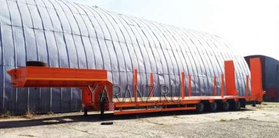 17. Трал раздвижной 48 тонн 16,7 метров в Челябинске Фото 1