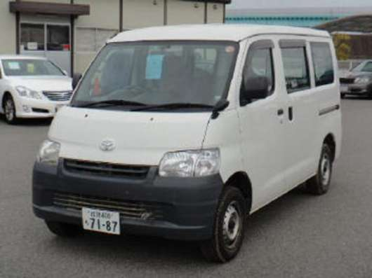 Toyota Town Ace Van