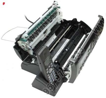 Факс. Телефакс Panasonic KX-FC228 с радиотрубкой на обычной в Саратове Фото 1