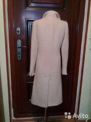 Пальто демисезонное шерстяное в Новосибирске Фото 1