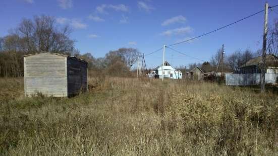 Участок 10 соток в деревне Аристово 75 км от МКАД в г. Боровск Фото 1
