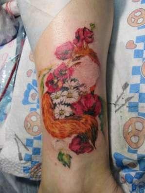 Татуировка в Сочи Фото 3