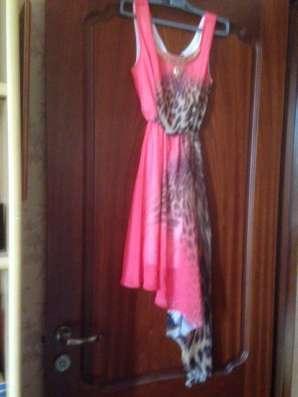 Летнее платье 42-46 размер