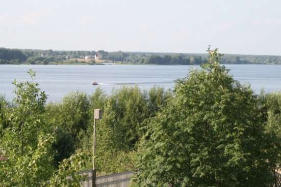 Коттедж на берегу р. Волга, д. Свердлово. (Борки)
