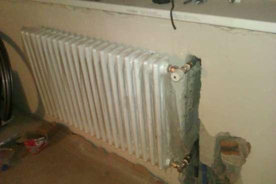 Сантехнические работы любой сложности:отопление теплые полы