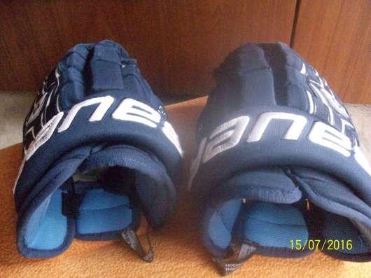 Перчатки хоккейные в г. Минск Фото 3
