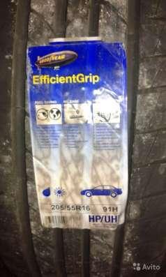 Goodyear R16 EfficientGrip новые