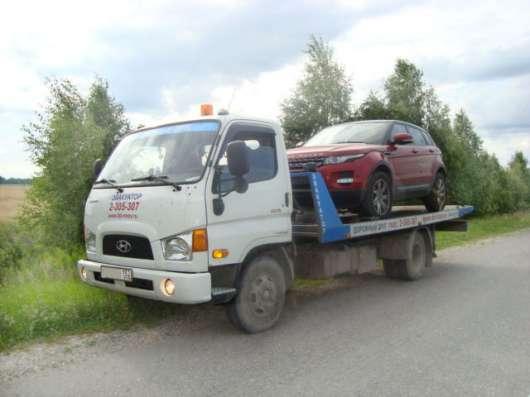 Заказать услуги, вызвать эвакуатор Нижний Новгород