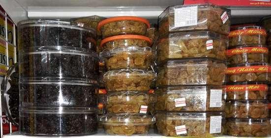 Вяленые и сушёные экзотические фрукты, из Вьетнама. в Москве Фото 4