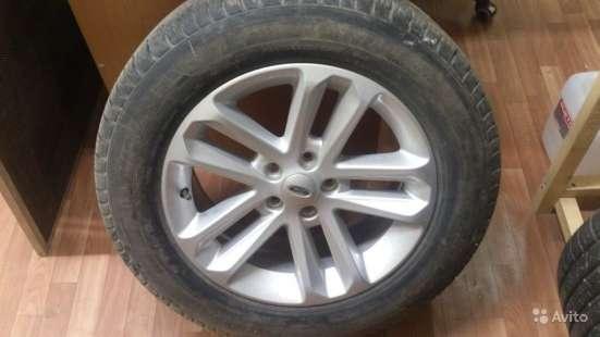 Колеса Ford оригинал на литых дисках