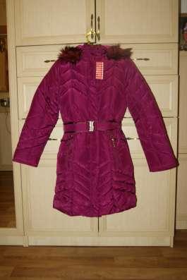 Зимнее пальто на девочек в г. Симферополь Фото 3